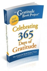 It's True: I'm A Co-Author, The Gratitude Book Project: Celebrating 365 Days of Gratitude